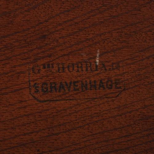 Signatuur het Horrix Brandmerk