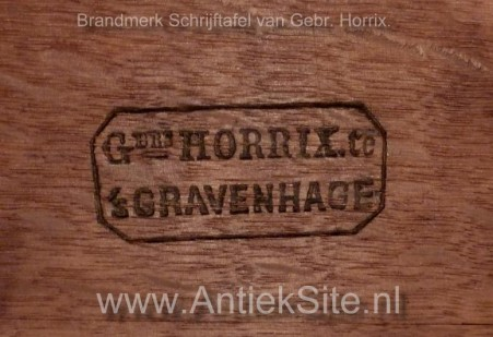Horrix brandmerk