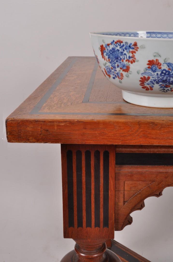 Antieke tafel eiken