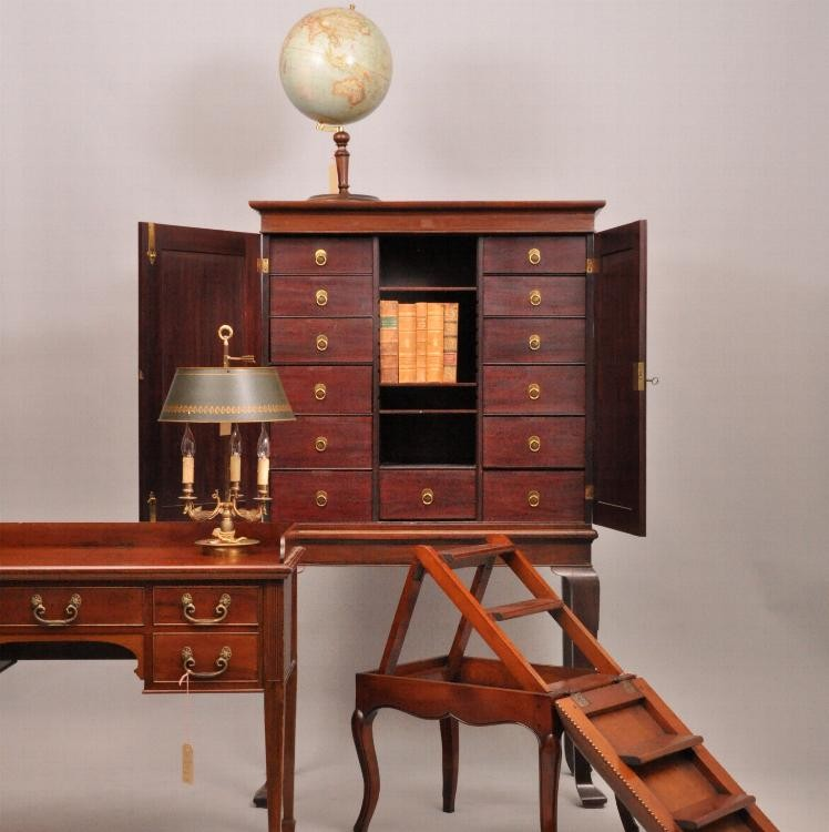 Antiek in huis is van onschatbare waarde...