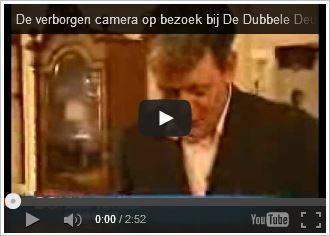 antiek verborgen camera op bezoek bij De Dubbele Deur antiek te Rotterdam