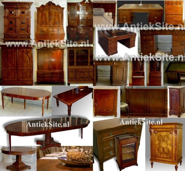 antieke meubelen