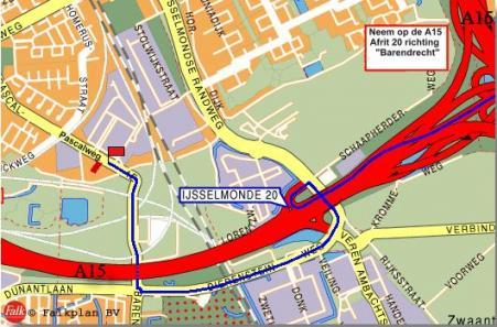 Antiekroute Den Haag