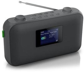 Muse M-118 DB compacte radio met FM en DAB+