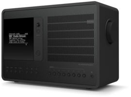 Revo SuperConnect radio met DAB+, internet, streaming, Bluetooth en Spotify, Shadow Edition, SHADOW