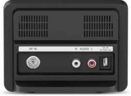TechniSat DigitRadio 10 mini stereo tuner met Bluetooth, DAB+ en FM voor stereo installaties
