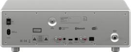 Sonoro Prestige SO-330 V2 stereo internetradio met DAB+, FM, CD, Spotify, Bluetooth en USB, silver