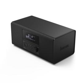 Hama DR1550CBT DAB+ radio  met FM, Bluetooth en CD speler