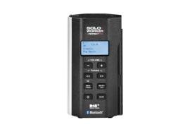 Perfectpro Soloworker DAB+ BT oplaadbare DAB+ en FM werkradio met Bluetooth