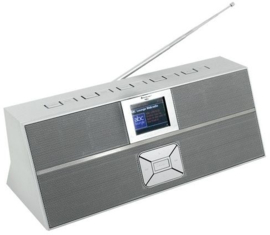 Soundmaster IR3300SI DAB+ stereo radio met FM , internet en Spotify Connect