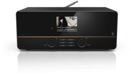 Hama DIR3115MS stereo digitale internet radio met DAB+, FM, Spotify en Multiroom, zwart