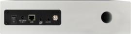 Imperial DABMAN i450 stereo onderbouw radio met internet, DAB+, USB, Bluetooth, zilver-wit