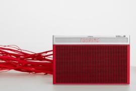 Geneva Touring / L oplaadbare portable hi-fi DAB+ en FM radio met Bluetooth, wit