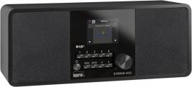 Imperial DABMAN i200 stereo hybride internetradio met Spotify, DAB+ en FM, zwart