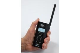 Perfectpro Soloworker DAB+ oplaadbare DAB+ en FM werkradio met audio ingang