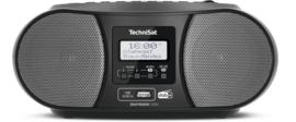 TechniSat DigitRadio 1990 stereo boombox met DAB+ Radio, FM, CD speler, USB en Bluetooth