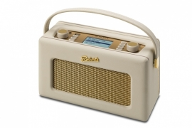 Roberts Revival iStream 2 Wifi DAB+ en FM radio met USB en Spotify, Pastel Cream