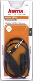 Hama autoradio antennesplitter AM / FM DAB+