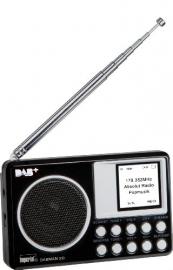 Imperial DABMAN 20 reisradio met DAB+ en FM