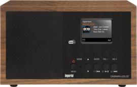 Imperial DABMAN d35 BT DAB+ en FM radio met Bluetooth ontvangst