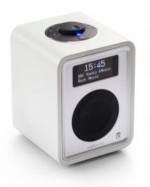 Ruark Audio R1 deluxe tafelradio met DAB+, FM en Bluetooth, Soft White, OPEN DOOS
