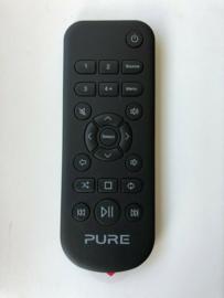 Pure afstandsbediening voor Evoke C-D4, C-D6, C-F6, zwart