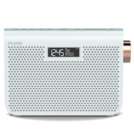 Pure One Midi Series 3s portable radio met DAB+ en FM, Jade White