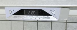 Soundmaster UR2040WE DAB+ en FM onderbouw keukenradio met Bluetooth, wit