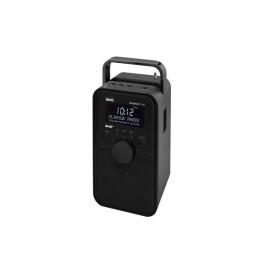Imperial DABMAN 110 portable DAB+ / FM radio met audio-ingang, zwart