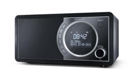 Sharp DR-450 stereo DAB+ radio met FM en Bluetooth, zwart