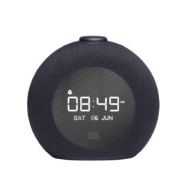 JBL Horizon 2 stereo DAB+ en FM wekker radio met Bluetooth en nachtlamp, zwart