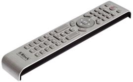 Block V-250 hifi stereo versterker, zilver