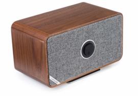 Ruark Audio MRx connected draadloze stereo luidspreker met internetradio, Bluetooth en multiroom, Rich Walnut
