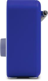 TechniSat Viola 2 digitale portable radio met DAB+ en FM, wit-blauw