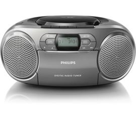 Philips stereo CD-soundmachine met DAB+ en cassette speler