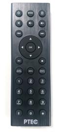 ATEMIO PTEC Castor hifi stereo tuner met DAB+, Bluetooth en internetradio / audiostreamer