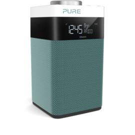 Pure Pop Midi BT S, portable DAB+ en FM radio met Bluetooth ontvangst, Mint