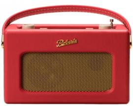 Roberts Revival RD70 DAB+ en FM radio met Bluetooth, Rood