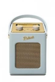 Roberts Revival Mini draagbare DAB+ FM radio, Duck Egg