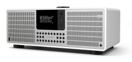Revo SuperSystem stereo internetradio met Bluetooth, Spotify, USB en DAB+, matwit