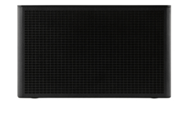 Geneva Acustica hi-fi Bluetooth en lijn-in luidspreker, zwart