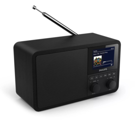 Philips TAPR802 / 12 digitale radio met wifi internet, DAB+, FM, Bluetooth en Spotify