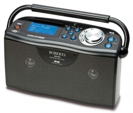Roberts Stream WM202 DAB, FM en WIFI internet radio