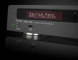 Magnat MMS 730 tuner met DAB+, FM, internet radio en audio streaming