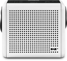 Nordmende Transita 110 draagbare DAB+ en FM radio, wit