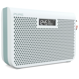 Pure One Midi Series 3s portable radio met DAB+ en FM, Jade White
