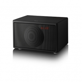 Geneva Model S Wireless DAB+ Sound System met Bluetooth, mat zwart