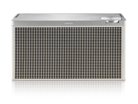 Geneva Touring / M oplaadbare portable hi-fi Bluetooth luidspreker, wit