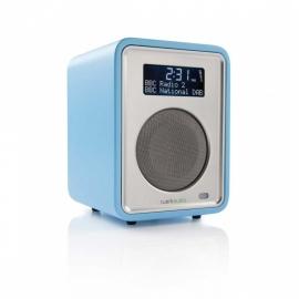 Ruark Audio R1 DAB, DAB+ en FM tafelradio, Pastel Blue
