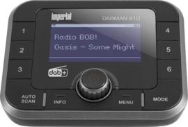 Imperial DABMAN 410 DAB+ en FM HiFi mini tuner met Bluetooth ontvanger EN zender